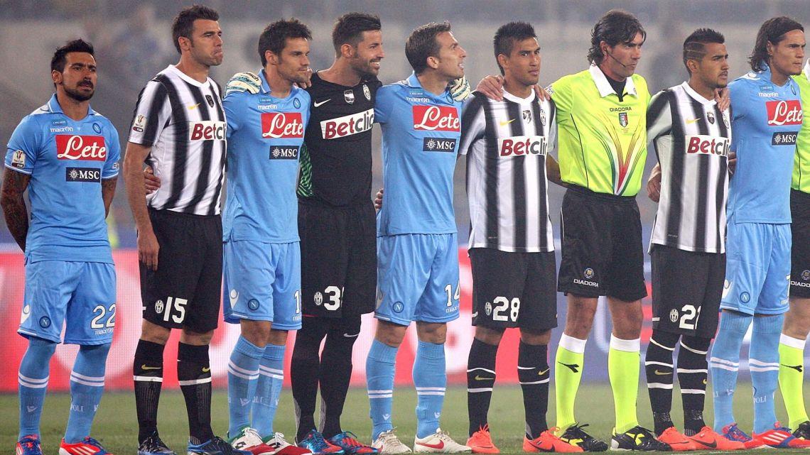 Napoli Juventus i precedenti in Coppa Italia