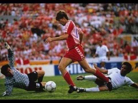 Le migliori partite dei Mondiali: Danimarca-Uruguay Messico '86
