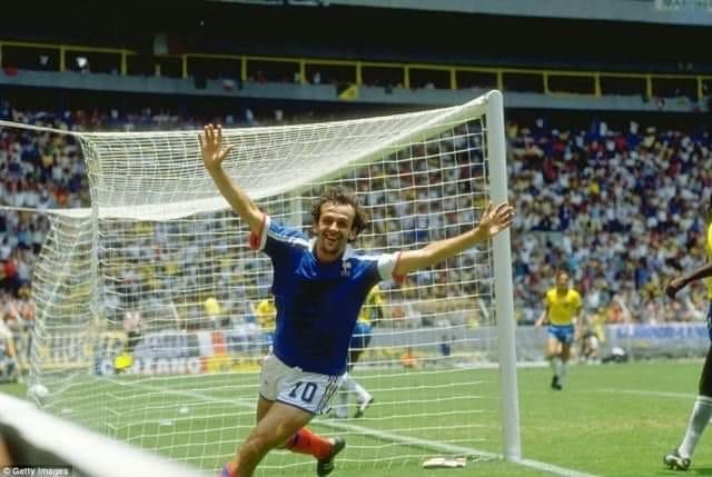Brasile-Francia Messico 1986: il tramonto dei giganti