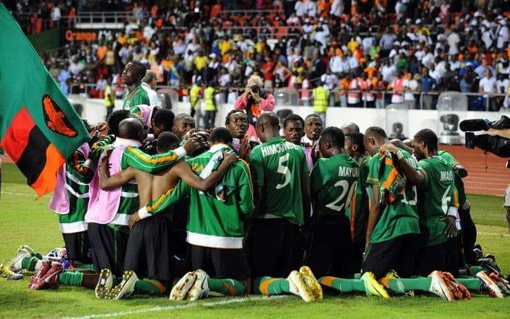 Written in the stars: lo Zambia in Coppa d'Africa dalla tragedia al trionfo