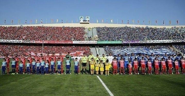Il Derby di Teheran