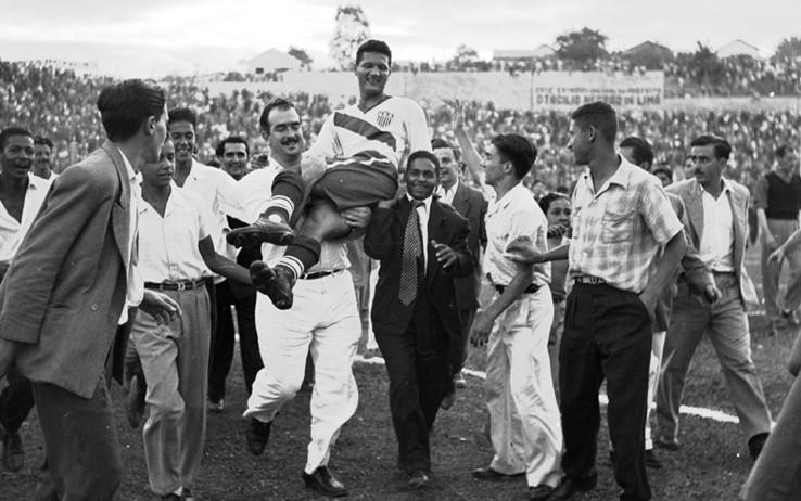 L'Inghilterra ai mondiali 1950: il triste esordio dei maestri del gioco