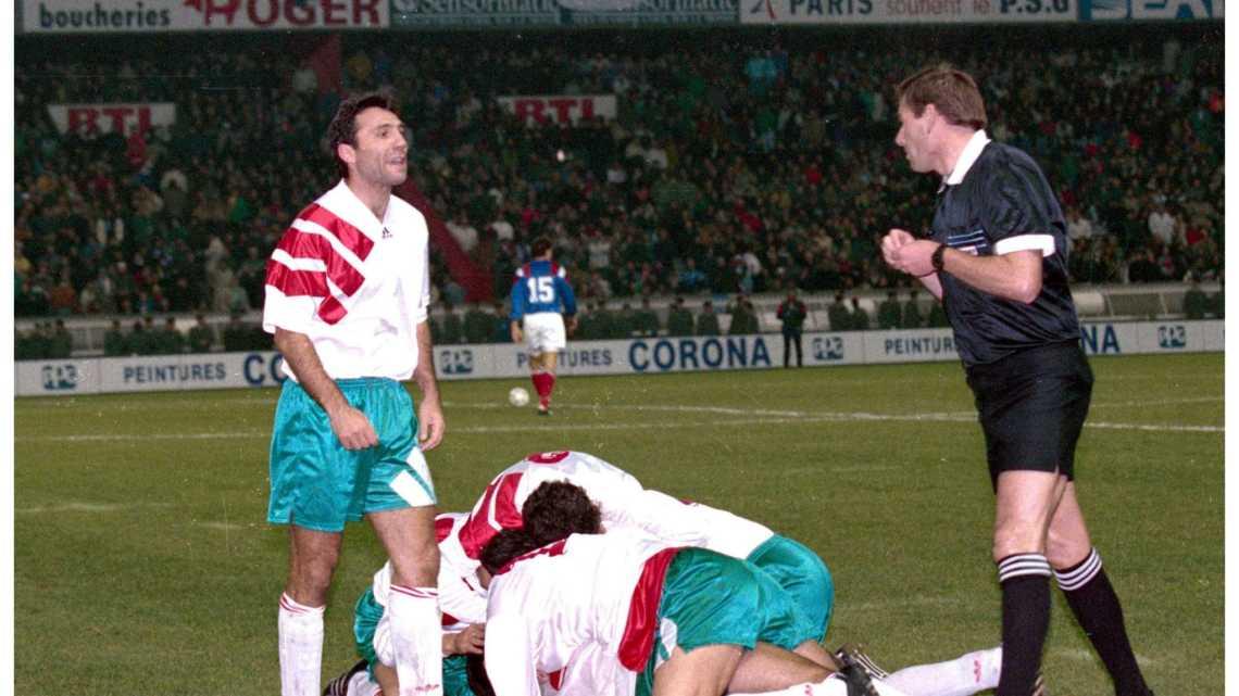 Francia-Bulgaria 1993: storia di un impossibile upset