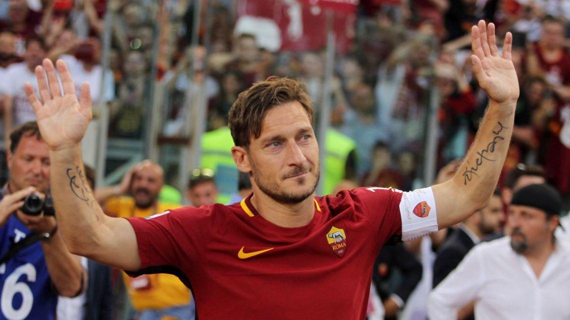 Mi Chiamo Francesco Totti, il docufilm di Alex Infascelli