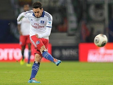 Hakan Calhanoglu e quella punizione contro il Borussia Dortmund