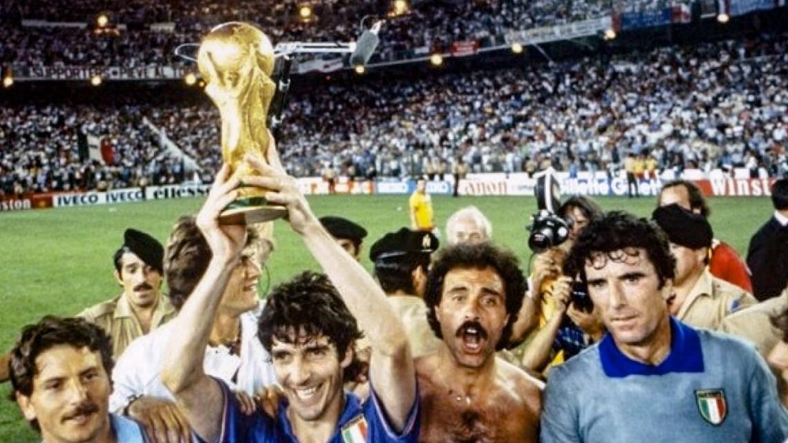Pablito Rossi eroe Mundial: il trionfo Azzurro a Spagna '82