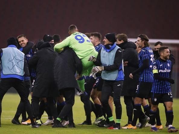 Il bilancio delle italiane in Europa: stecca solo l'Inter