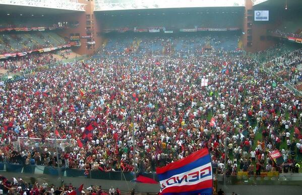 Genoa-Napoli: 10 giugno 2007, la favola condivisa