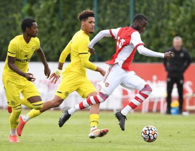 Match report: Arsenal 4-0 Brentford Gabriel scores as White returns
