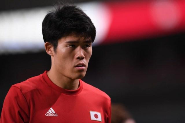 Takehiro Tomiyasu: A new beginning for Arsenal's latest signing