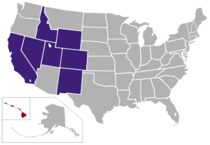 Mountain West Conference Location