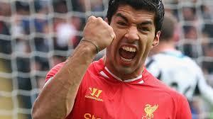 Luis Suarez set for Liverpool return