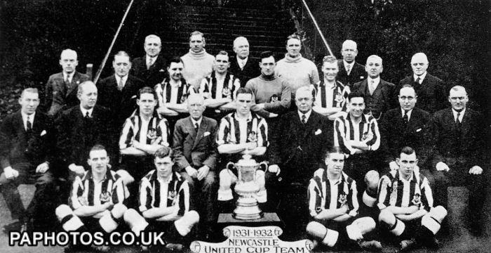 Newcastle-United-1931/32