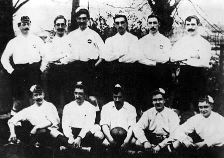 Bizcaya-football-team