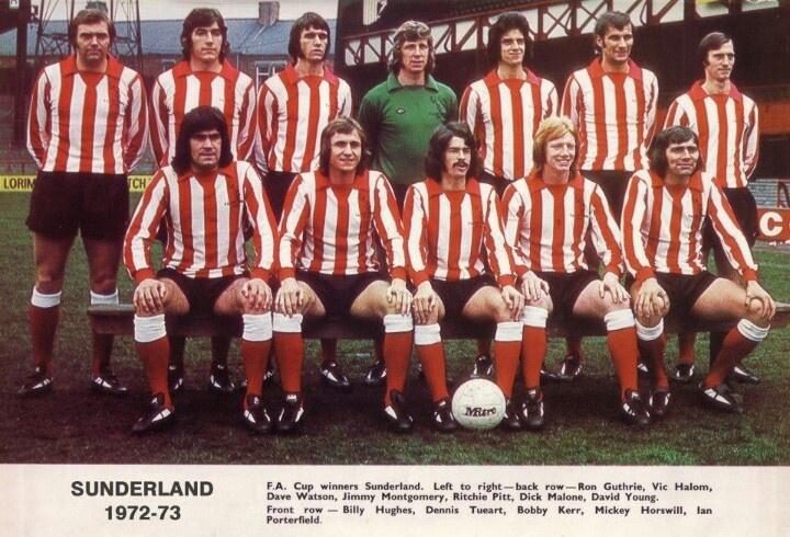 Sunderland-1972/73