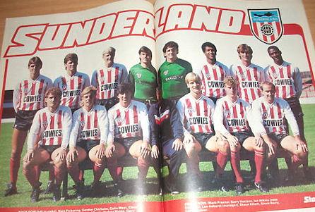 Sunderland-1984/85