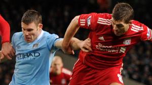 Liverpool Transfer Talks Milner-Gerrard