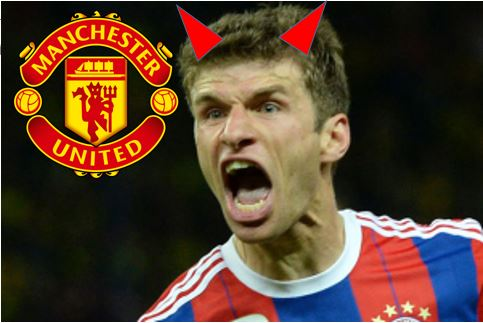 Manchester United Transfer News: Muller, Schweinsteiger and Gaitan