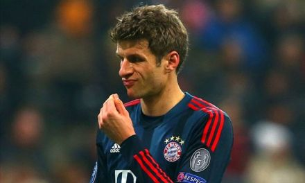 Manchester United Battle for Thomas Muller