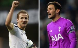 Harry-Kane-and-Hugo-Lloris  to score for tottenham