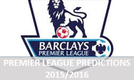 20 Premier League Season 2015/2016 Predictions