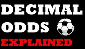 Decimal Odds Explained