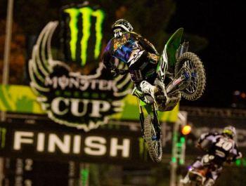 Monster Energy Motocross