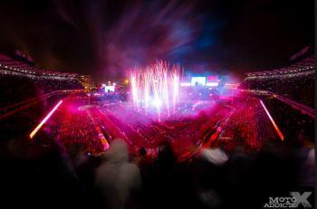 Opening Ceremony Supercross