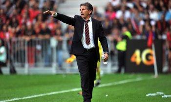 Manager Southampton 2016-17 Claude Puel