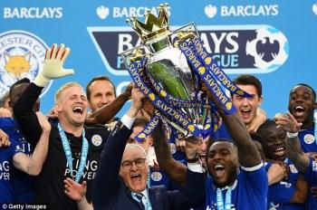 greatest underdog Leicester City Premier League