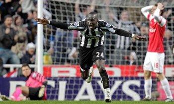 Newcastle United vs Arsenal - 2011
