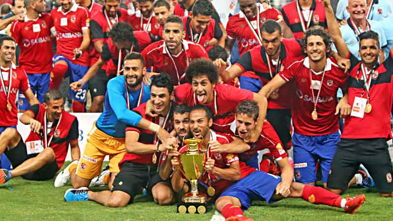 The most dominant African Club in history - Al Ahly SC (Pic Cou: theindependentbd.com)