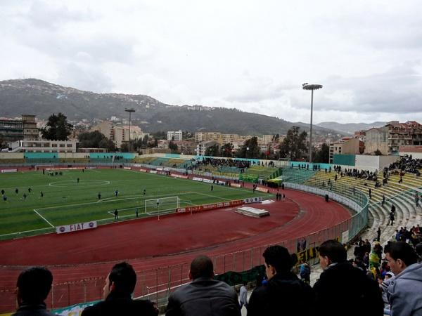 Stade 1er Novembre 1954 - Tizi Ouzou (Pic Cou: us.soccerway.com)