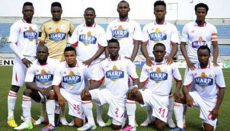 Enugu Rangers 2015-16 Nigerian Premier League Champions (Pic Cou: Viviangist.com)