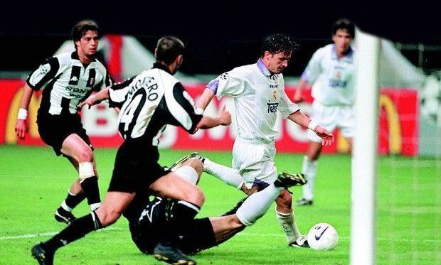 final champions league 1998 gol de mijatovic real madrid juventus