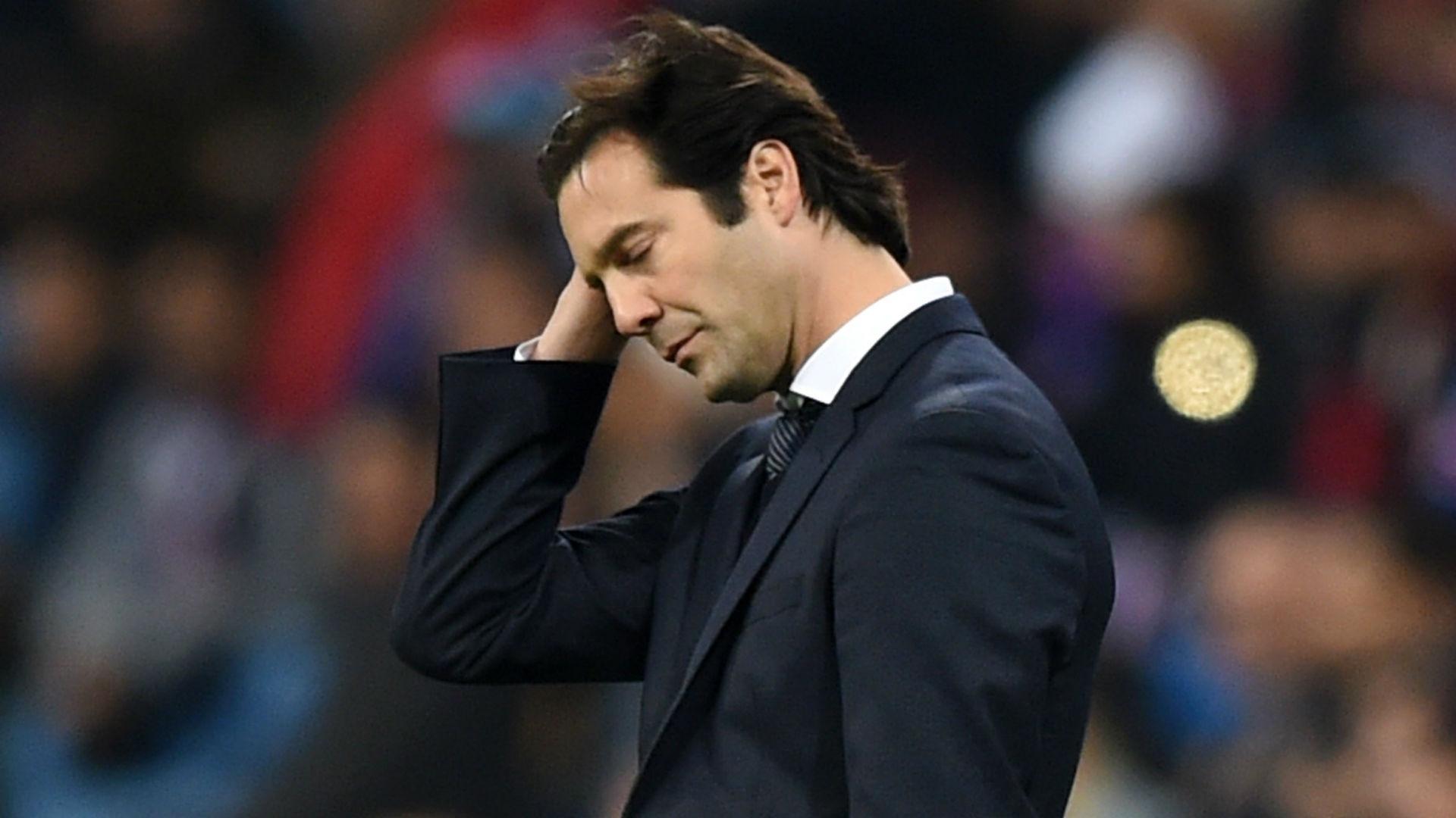 Solari - Real Madrid manager