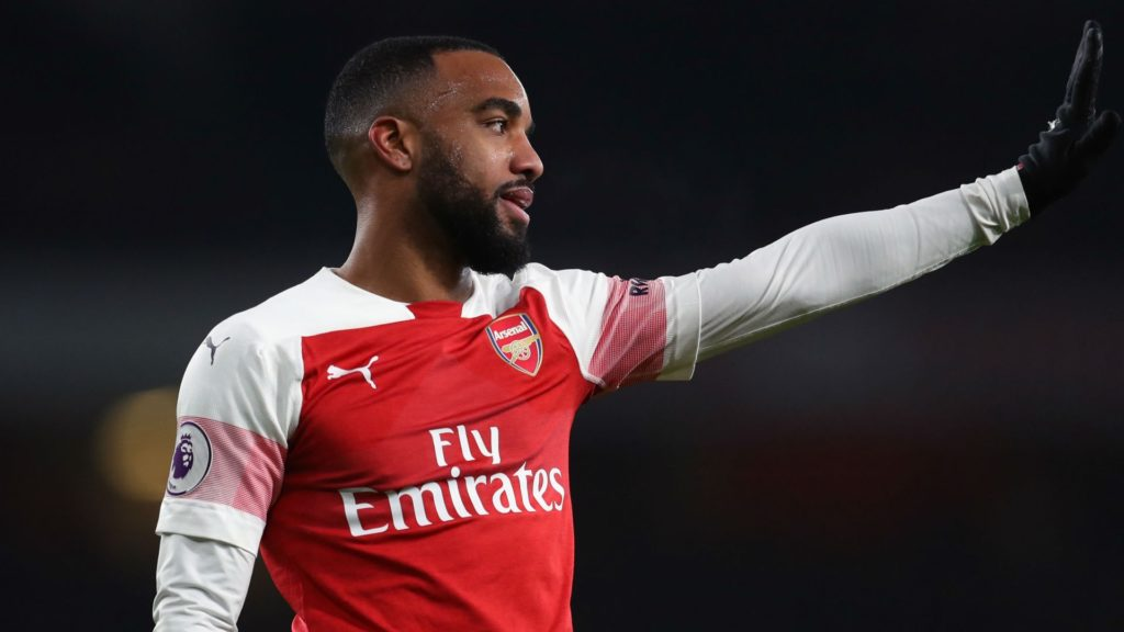 Alexandre Lacazette (Arsenal) - Europa League
