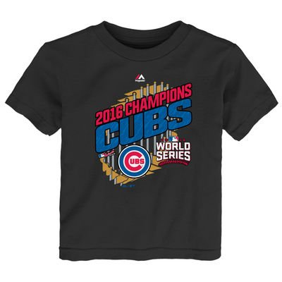 sports shoes 270d6 c4868 Toddler Chicago Cubs World Series Jersey, Tee, Hoodie 2T, 3T ...