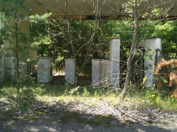 Pripyat Stadium 03 Tsjernobyl Pripyat RIP