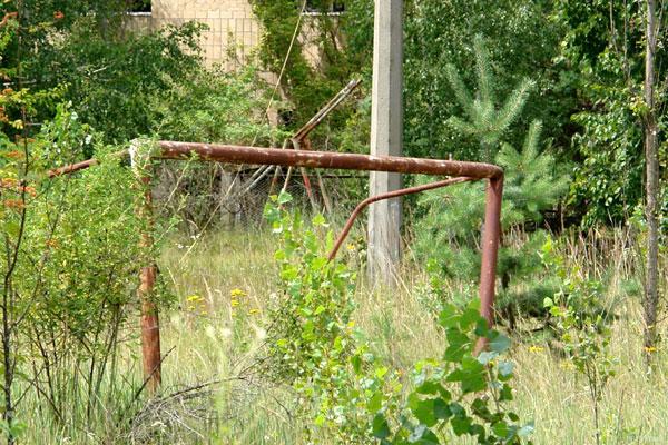 Pripyat Stadium 05 Tsjernobyl Pripyat RIP