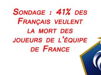 FootballFrance.fr - Sondage Equipe de France