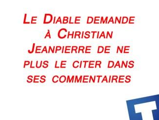 FootballFrance.fr - Le Diable, Christian Jeanpierre, Expressions
