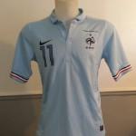 Football France - Concours GBA 2013 - Gagnez le maillot de Nasri2