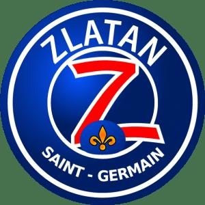 Il signe son nom à la pointe de son talon d'un Z qui veut dire Zlatan !