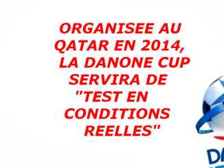 FootballFrance.fr - danone-cup-qatar-preparation-mondial-2022-illustration