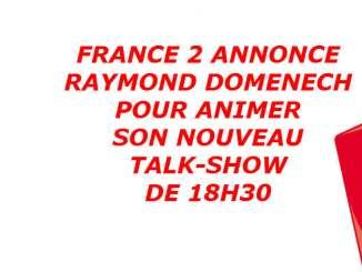 FootballFrance.fr - raymond-domenech-france-televisions-nouveau-talk-show-illustration
