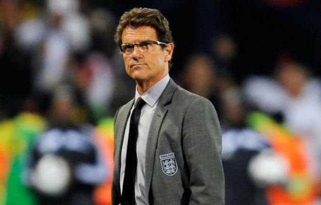 Fabio Capello 2010 World Cup