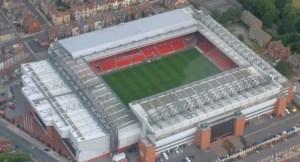 Anfield Stadium Liverpool