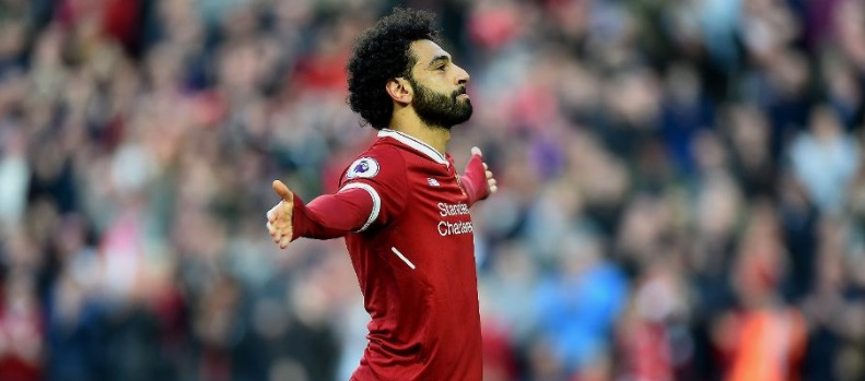 Mohamed Salah anytime goalscorer betting