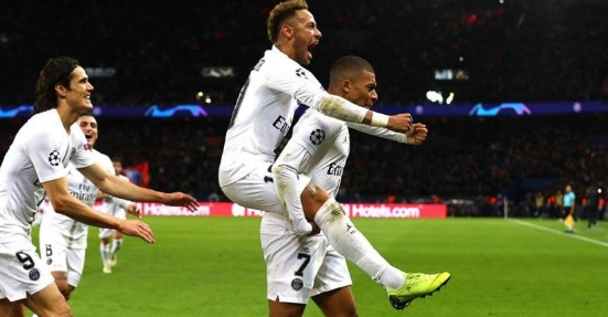 PSG 2-1 Liverpool Champions League Betting